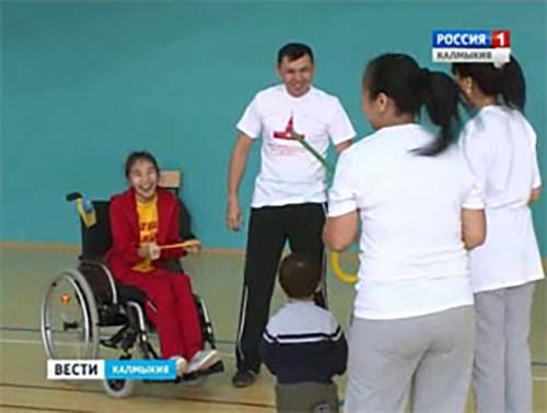 Детская паралимпийская сборная республики готовится к первенству России