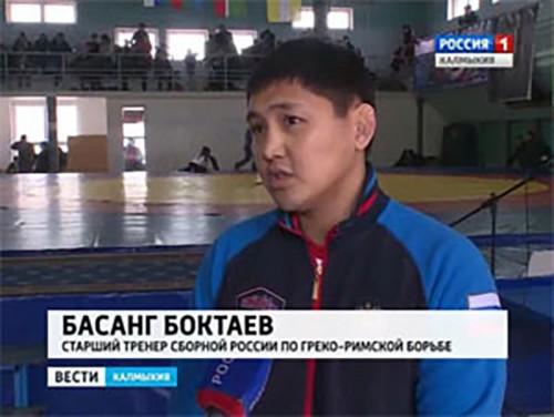 Мингиян Семенов примет участие в чемпионате Европы в Латвии