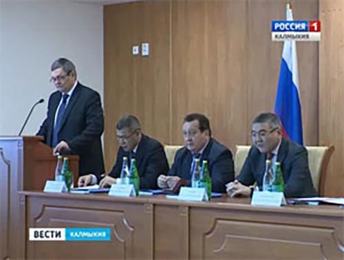 Судейский корпус Калмыкии подвел итоги деятельности