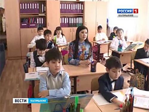 Депутат Государственной Думы Марина Мукабенова посетила частную школу