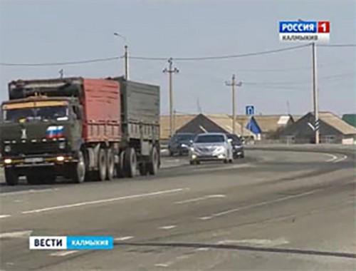 За минувшую неделю на дорогах республики зарегистрировано 6 ДТП