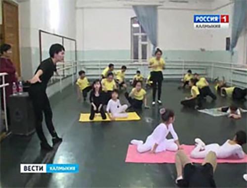Юные артисты из Калмыкии стали лауреатами Второго Международного конкурса-фестиваля
