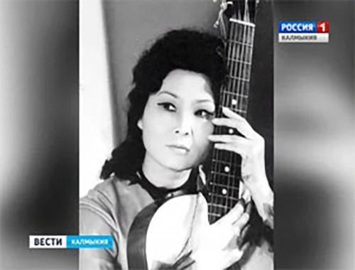 Скончалась замечательная калмыцкая актриса Алевтина Кекеева