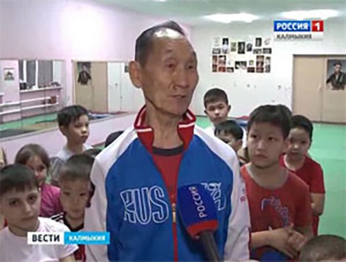 Заслуженному тренеру Николаю Замбаеву исполнилось 80 лет