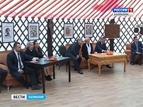 """Ростуризм предлагает развивать """"медицинский туризм"""" в Калмыкии"""