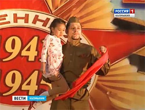 День Победы завершился праздничным концертом