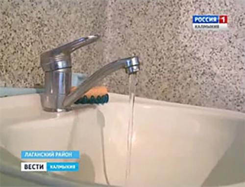 Вода пришла в Улан-Хол