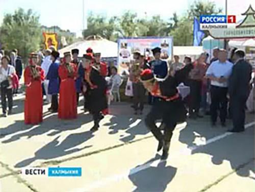 В Элисте впервые пройдет парад дружбы народов
