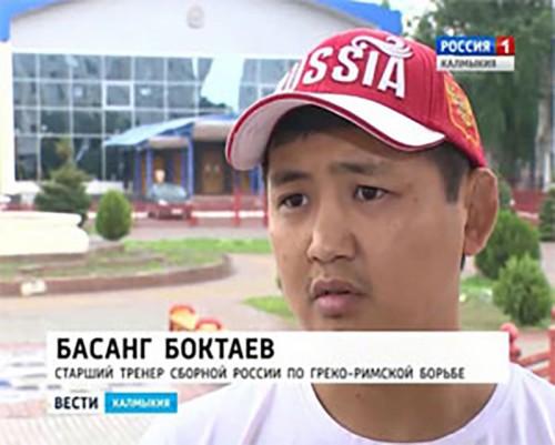 Мингиян Семенов завоевал бронзовую медаль