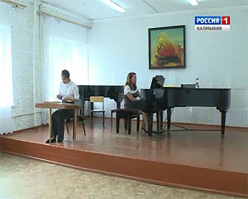 В Училище искусств сдают государственные экзамены