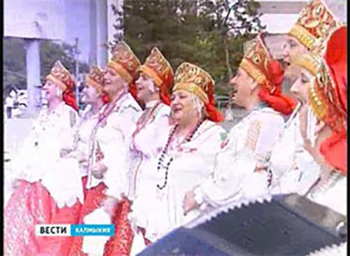 В День России в Калмыкии пройдёт Всероссийская акция «Парад Дружбы народов»