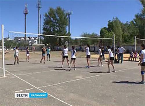 В Элисте стартуют республиканские летние сельские спортивные игры