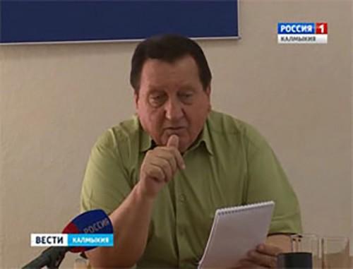 Калмыцкий актив «Единой России» к выборам готов