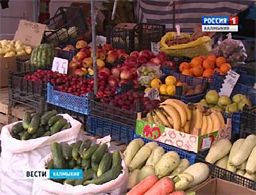 В Калмыкии выявлены факты реализации продукции, завезенной из карантинных фитосанитарных зон