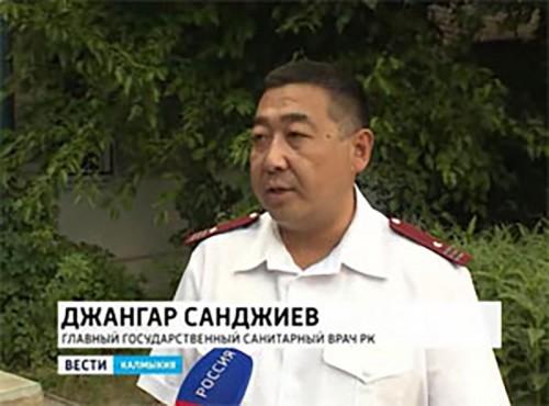 В Калмыкии количество пострадавших от укусов клещей превышает показатели прошлого года