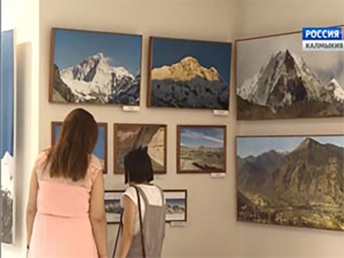 """В Национальном музее открылась выставка """"Гималаи. Тибет"""""""