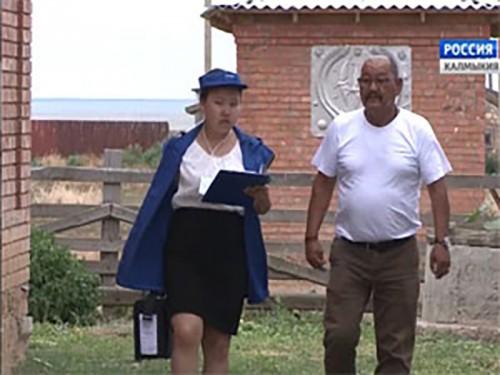 В Калмыкии продолжается Всероссийская сельхозперепись — 2016