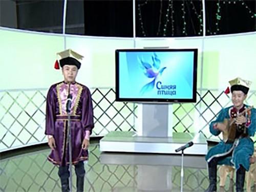 В Элисте завершился отборочный этап Всероссийского детского телепроекта «Синяя птица»