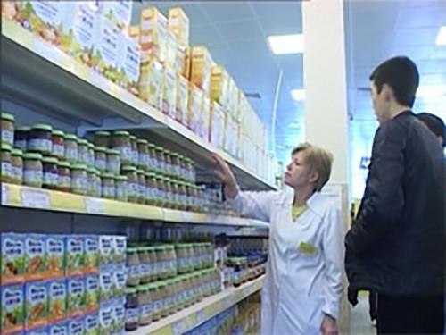 В Калмыкии пересмотрели размер розничной надбавки на продукты детского питания