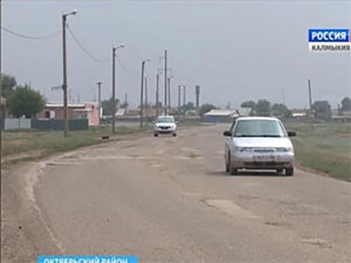 Жители Октябрьского района оказались в транспортной блокаде
