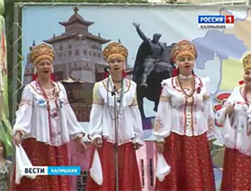 В столице отметят день Городовиковского района