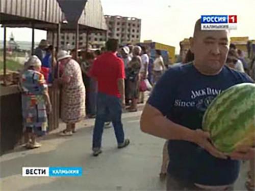 В Элисте отметят День Октябрьского района