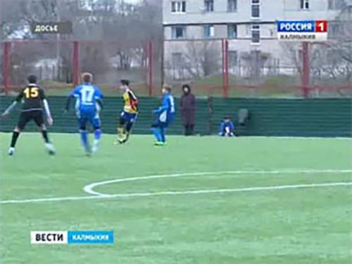 В Элисте пройдет турнир по мини-футболу среди микрорайонов