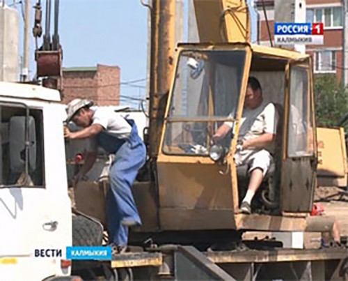 В Калмыкии до конца года возведут 13 новых домов