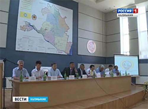 Заседание коллегии Минсельхоза республики