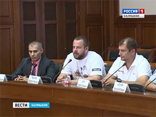 В республике состоится 5-й этап чемпионата России по ралли-рейдам «Шелковый путь»
