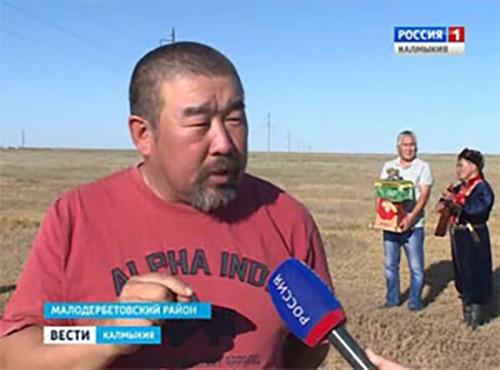 В Калмыкии завершились съемки художественного фильма «321 Сибирская»