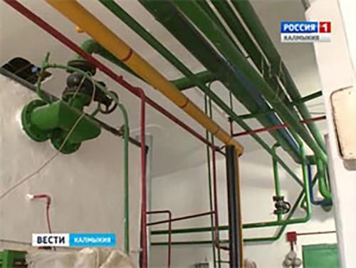 Отопительный сезон уже начался в Городовиковском районе