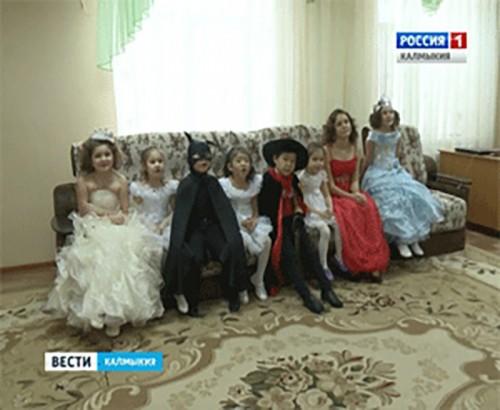 Марина Мукабенова посетила социальный приют для детей