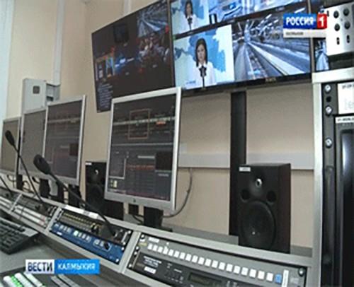"""ГТРК """"Калмыкия"""" вышла в эфир в новом формате"""
