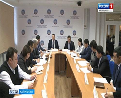 Председатель Правительства провел заседание комиссии по увеличению налогооблагаемой базы