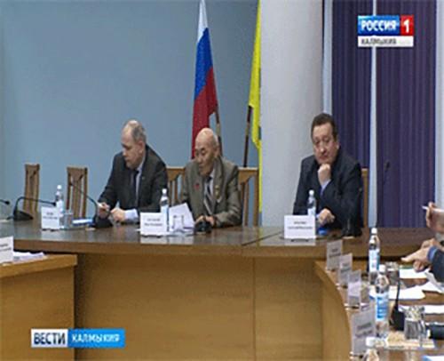 Обновленный состав общественной палаты республики провел свое первое пленарное заседание