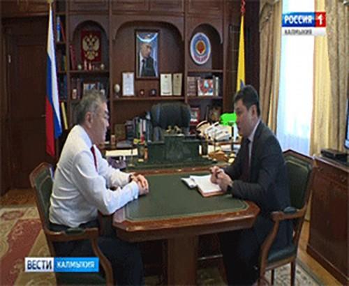 Калмыкия развивает свои межрегиональные и международные связи
