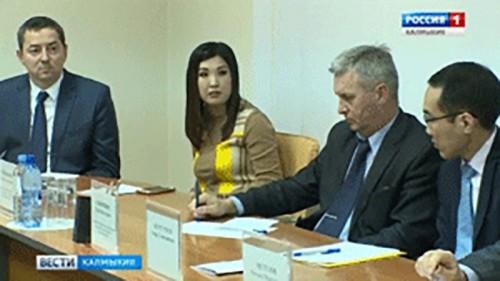 Состоялось собрание депутатской фракции регионального отделения «Единой России»