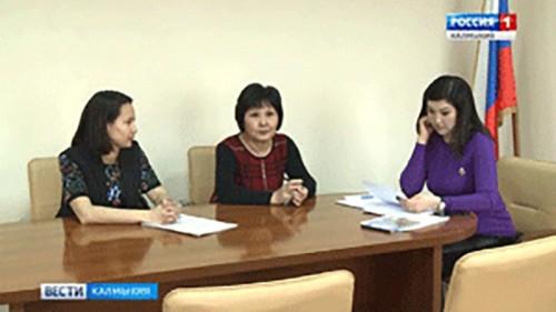 Депутат Госдумы Марина Мукабенова провела прием граждан
