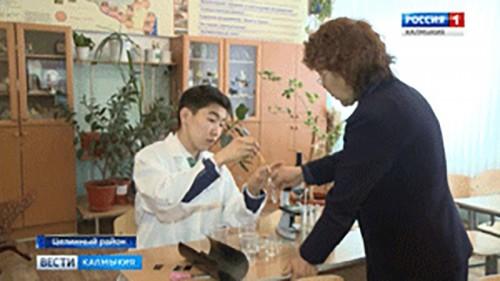 Учащиеся Троицкой школы представят свои экологические проекты на Всероссийском конкурсе