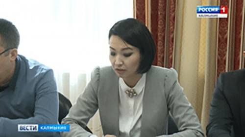 В Элисте прошло заседание совета по улучшению инвестиционного климата