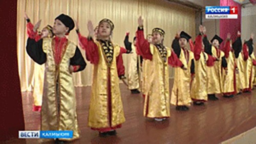Юные таланты Калмыкии стали лауреатами первой степени международного конкурса в Санкт-Петербурге