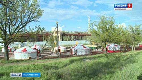 Неделя туризма в Калмыкии в самом разгаре