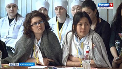 Студенты – медики обсудили проблемы экологии