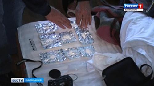 В Черноземельском районе выявлены 2 факта незаконного оборота наркотиков