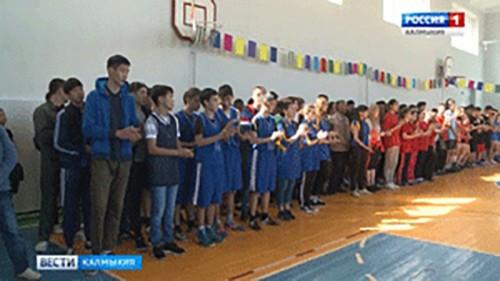 В Элисте состоится традиционная спартакиада среди студентов ССУЗов