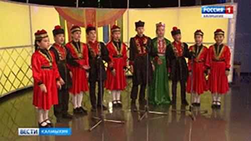 Калмыцкие песни прозвучат на побережье Крыма