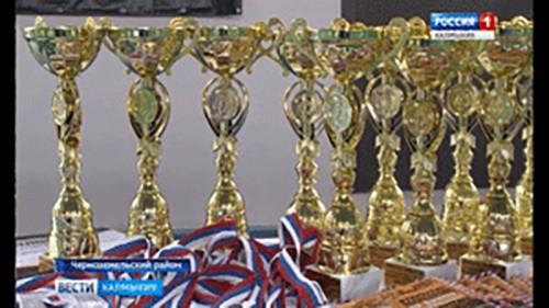 В Комсомольском прошло первенство по боксу