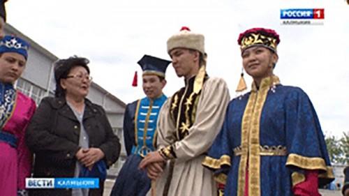 Юные калмыцкие исследователи стали лауреатами Всероссийского краеведческого конкурса