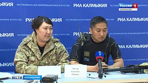 Клуб по страйкболу из Калмыкии примет участие в Международных военно-тактических играх